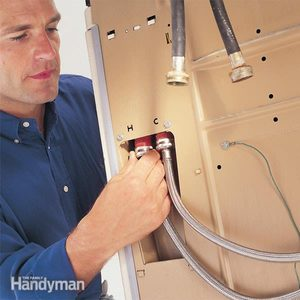 Upgrade Washing Machine Hoses