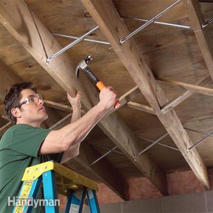 How to Stiffen a Floor with Bridging