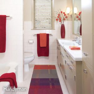 Renovate a 1950s Bathroom