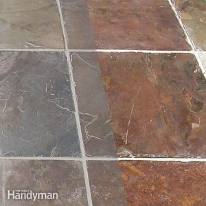 How to Remove Grout Haze From Stone Tile