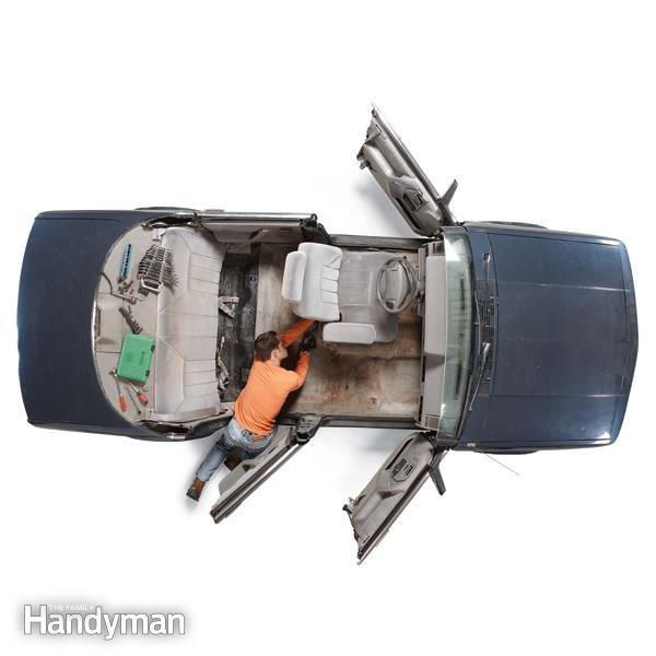 car carpet replacement