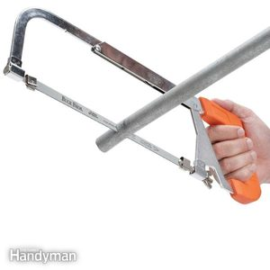 Proper Hacksaw Blade Installation