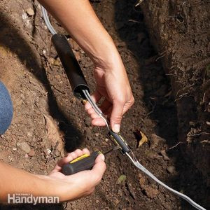 Fix Underground Wiring