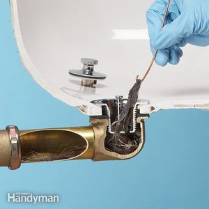 How to Unclog a Bathtub Drain Without Chemicals