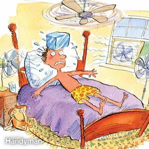 Home Air Cooling Tips