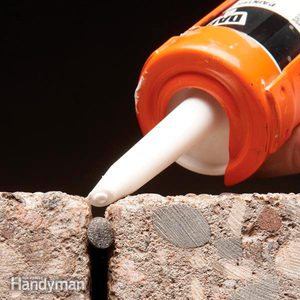 How to Caulk Concrete
