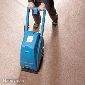 How to Dry Out Basement Carpeting