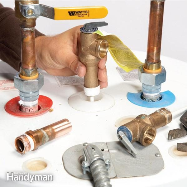 How to Replace the TPR Valve