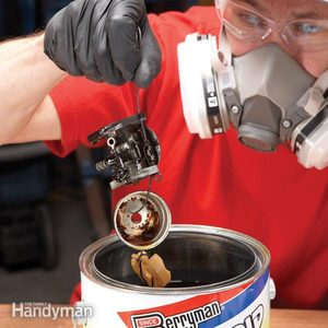 How to Repair Small Engines: Cleaning the Carburetor