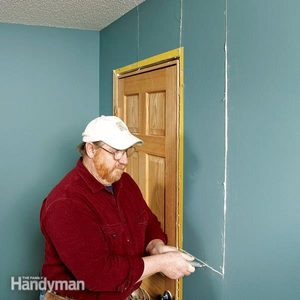 Drywall Repair: How to Fix Cracks