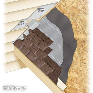 Roofing: How to Install Step Flashing