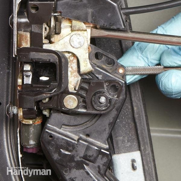 car door lock repair