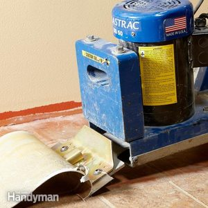 Vinyl Flooring: Removal Made Easy
