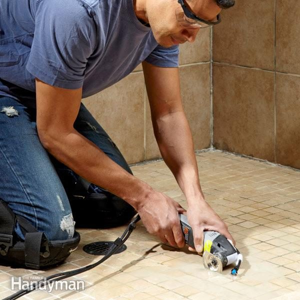 grout removal