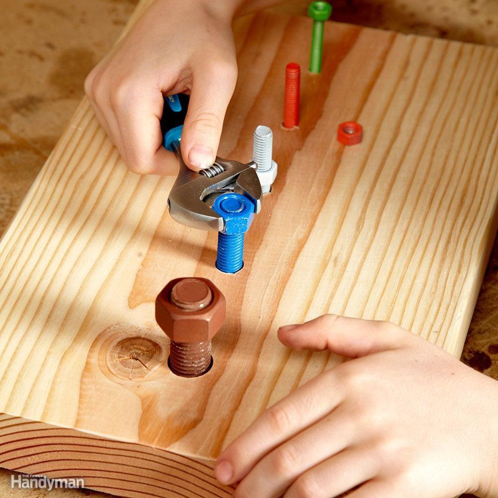 Build a bolt board
