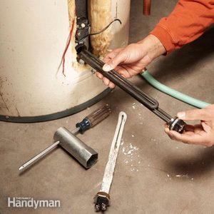 DIY Water Heater Testing and Repair
