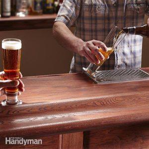 DIY Bar: How to Build a Homemade Bar