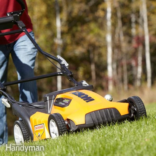 cordless electric lawn mower-best-electric-lawn-mower