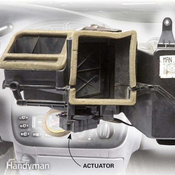 blend-door-actuator