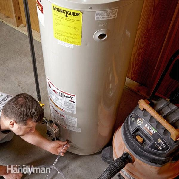 How to drain a hot water heater-how-to-drain-a-water-heater how to drain a water heater