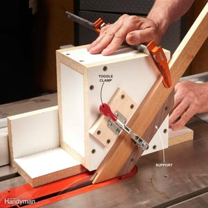 13 Dirt-Simple Woodworking Jigs You Need