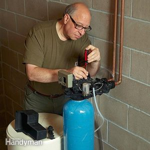 Water Softener Installation: How and When to Rebuild