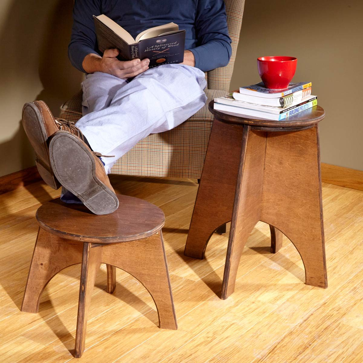 Gifts for Mom: All-Purpose Stool