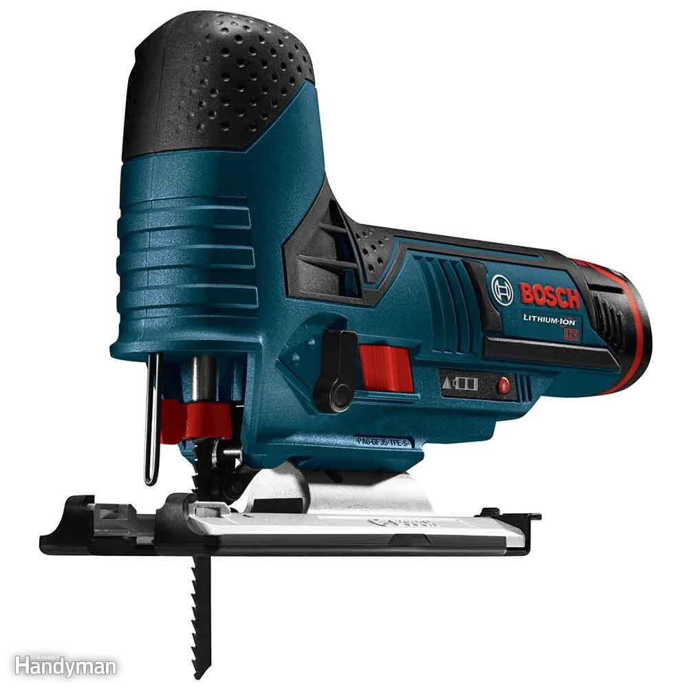 Bosch 12V Max Barrel-Grip Jig Saw