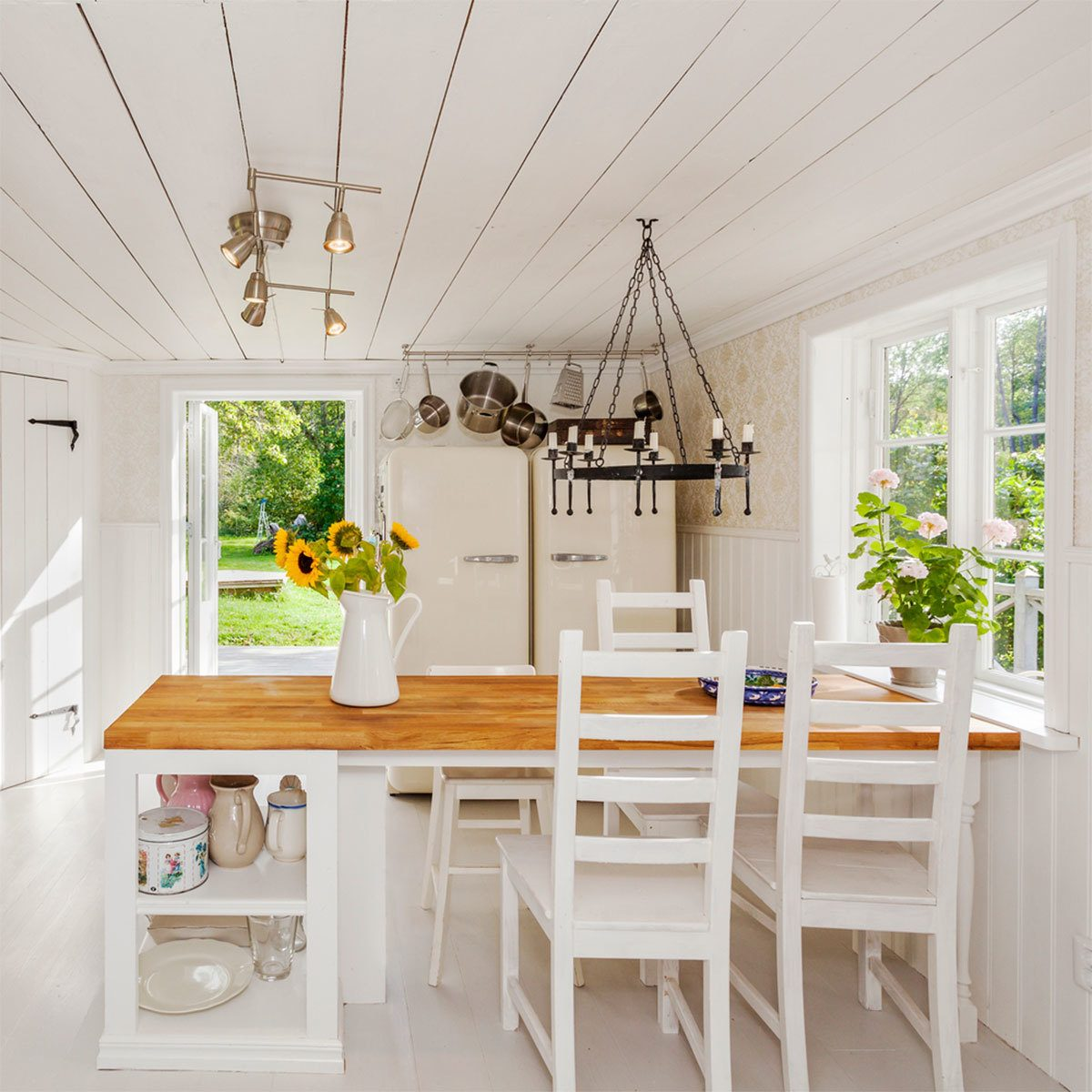 Farmhouse Look: Shiplap
