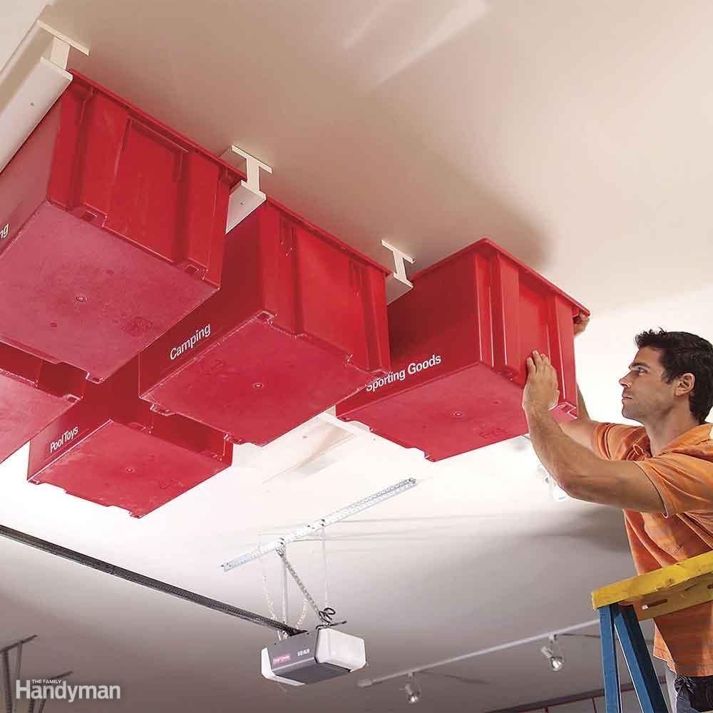 Utilize Ceiling Space