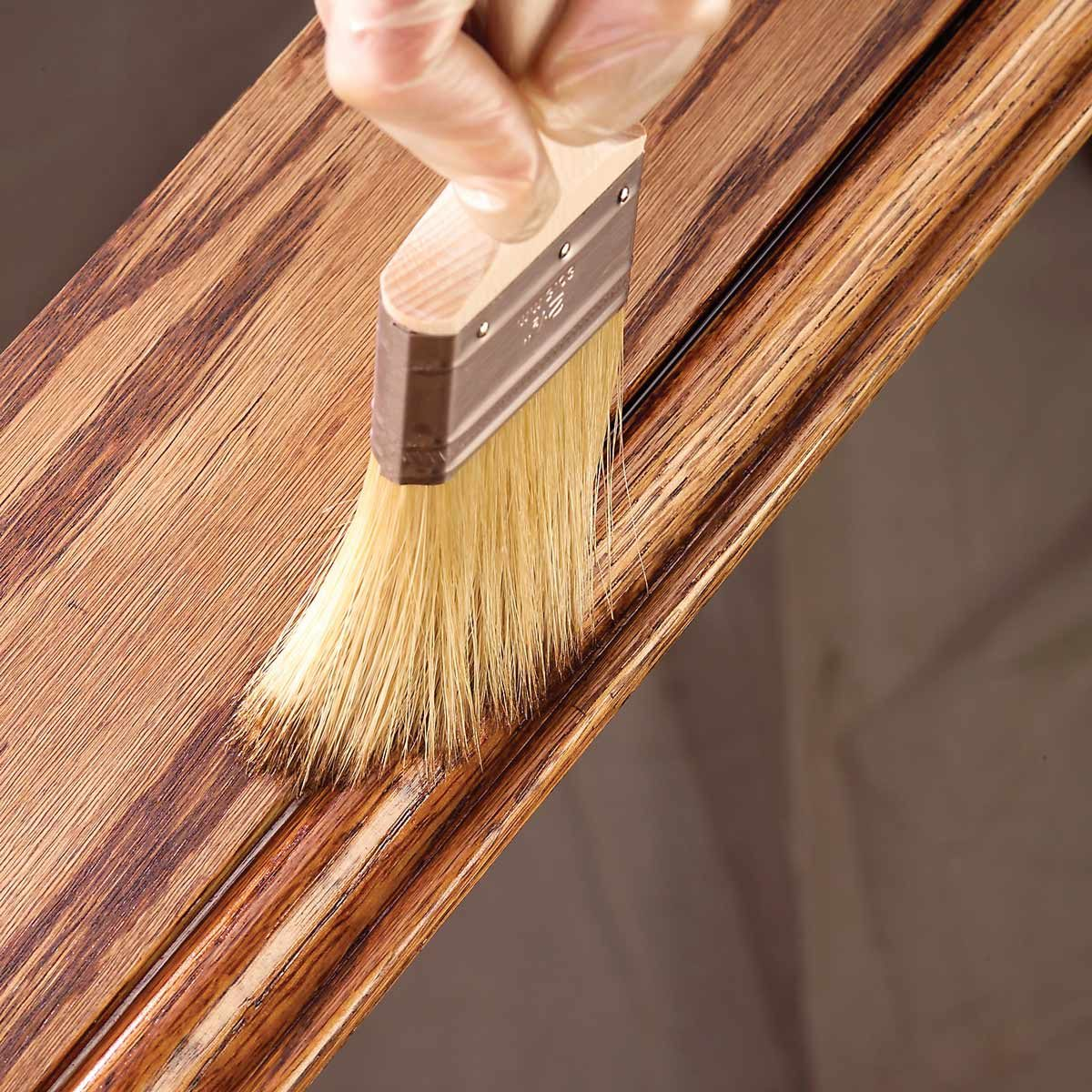 Dry-Brush Crevices