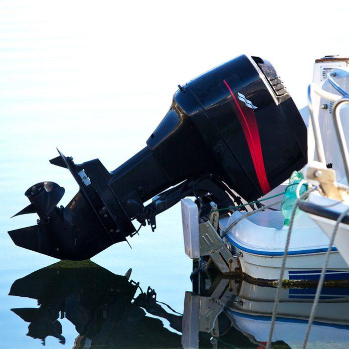 boat engine motor