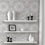 Trendy Paint Patterns to Spice Up Walls