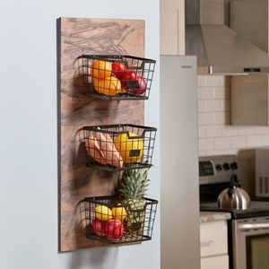 DIY Kitchen Project: Off-the-Counter Produce Storage