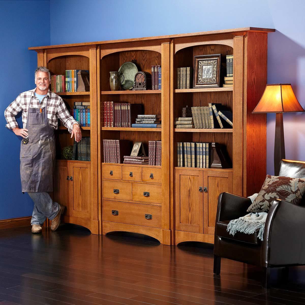bookcase of secrets