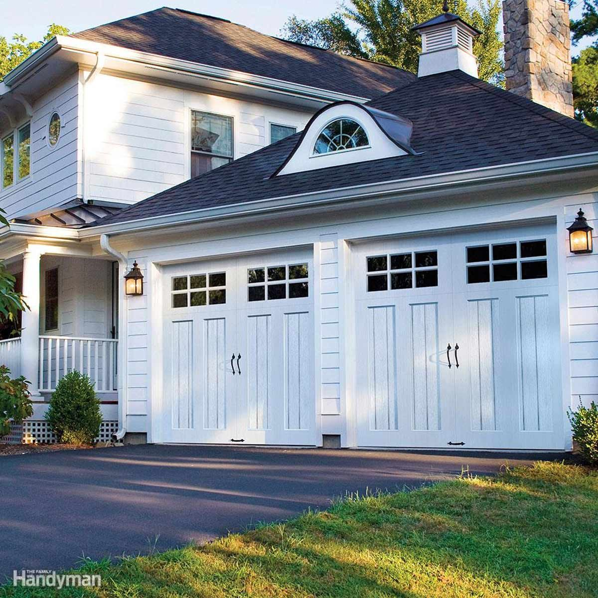 Strengthen Your Garage Door
