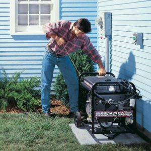 Severe Weather Guide: Emergency Power Generators
