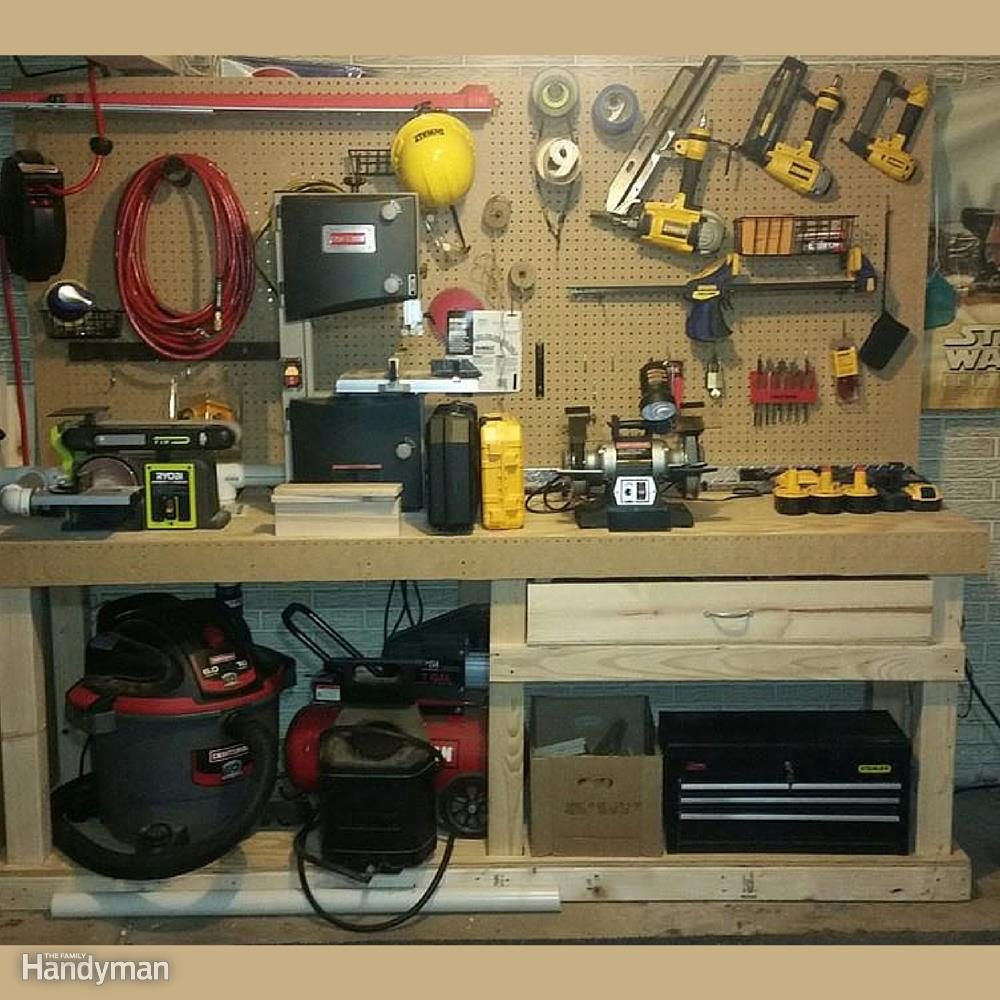 Another Super Simple $50 Workbench