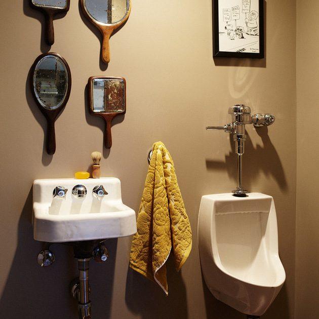 The Men's Restroom