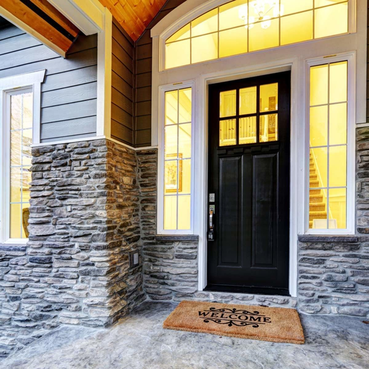 Remodeling Ideas: Fiberglass Entry Door Replacement
