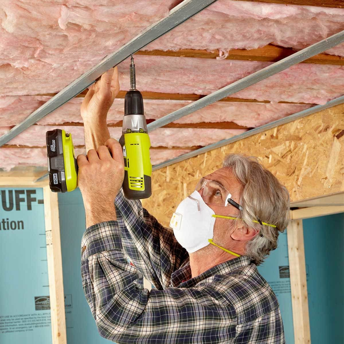 Ceilings Without Insulation