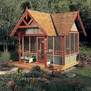 24 Tips for Turning a Shed into a Tiny Hideaway