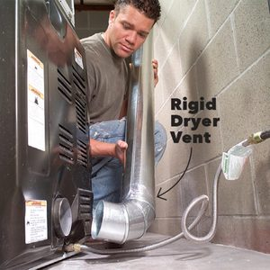 Dryer Vents: How to Hook Up and Install Dryer Vents