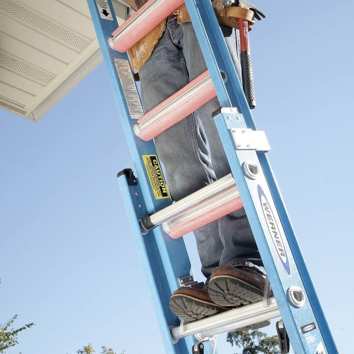 Ladder Padding