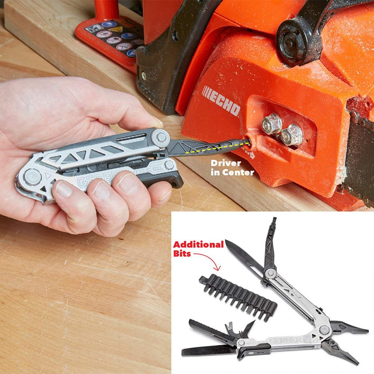 An Innovative Multi-tool