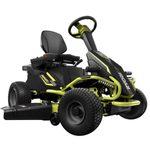 Stuff We Love: Ryobi Electric Riding Lawn Mower