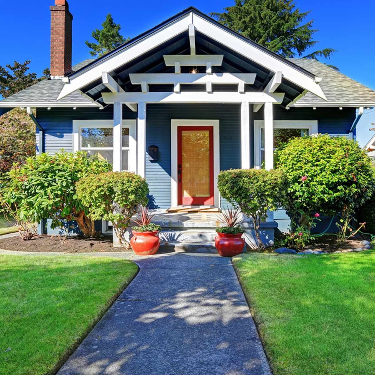 Don't Disregard Curb Appeal