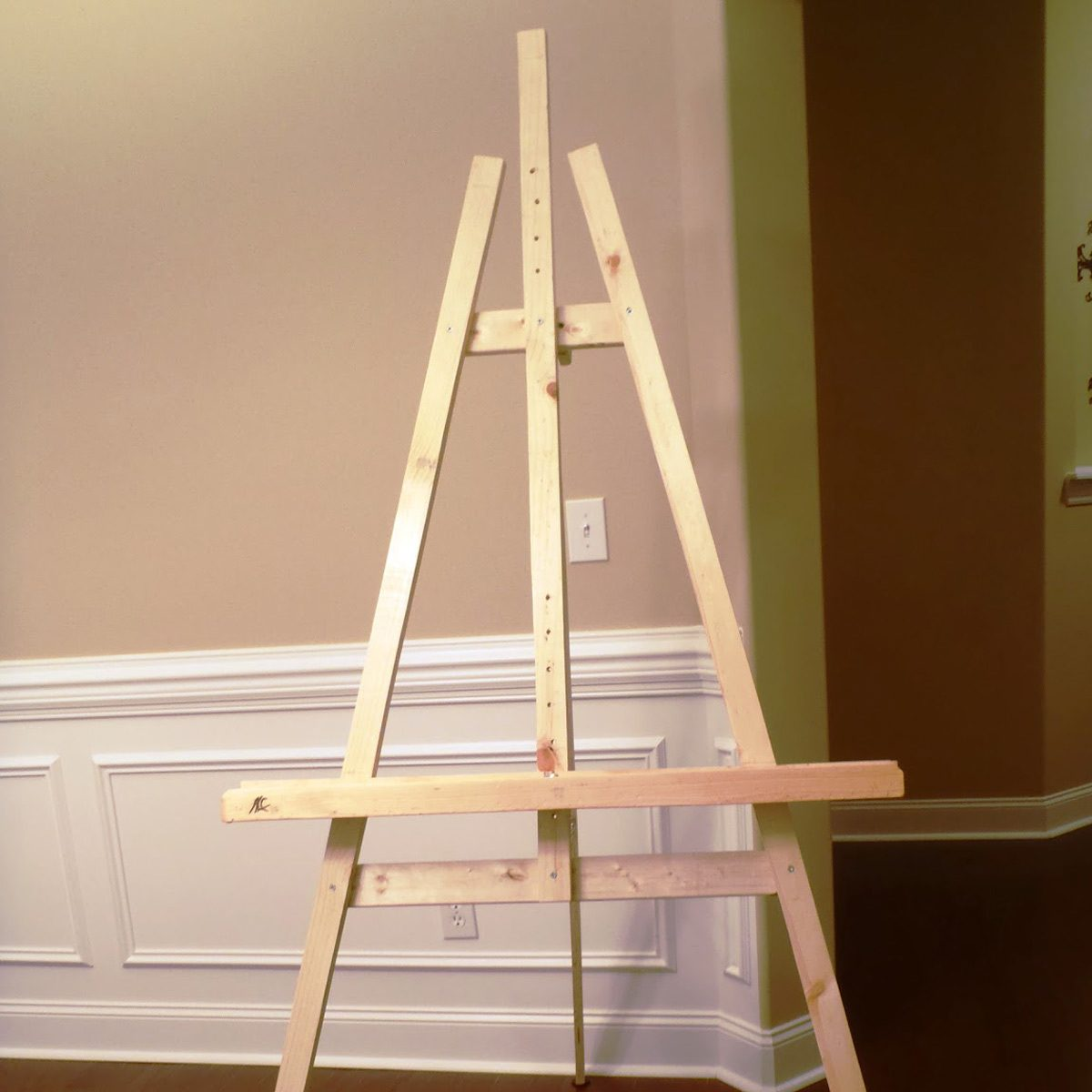 Build an Easel