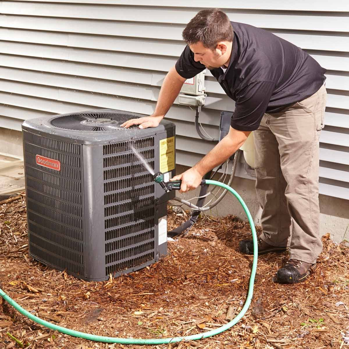 Hibernate Outdoor AC Units