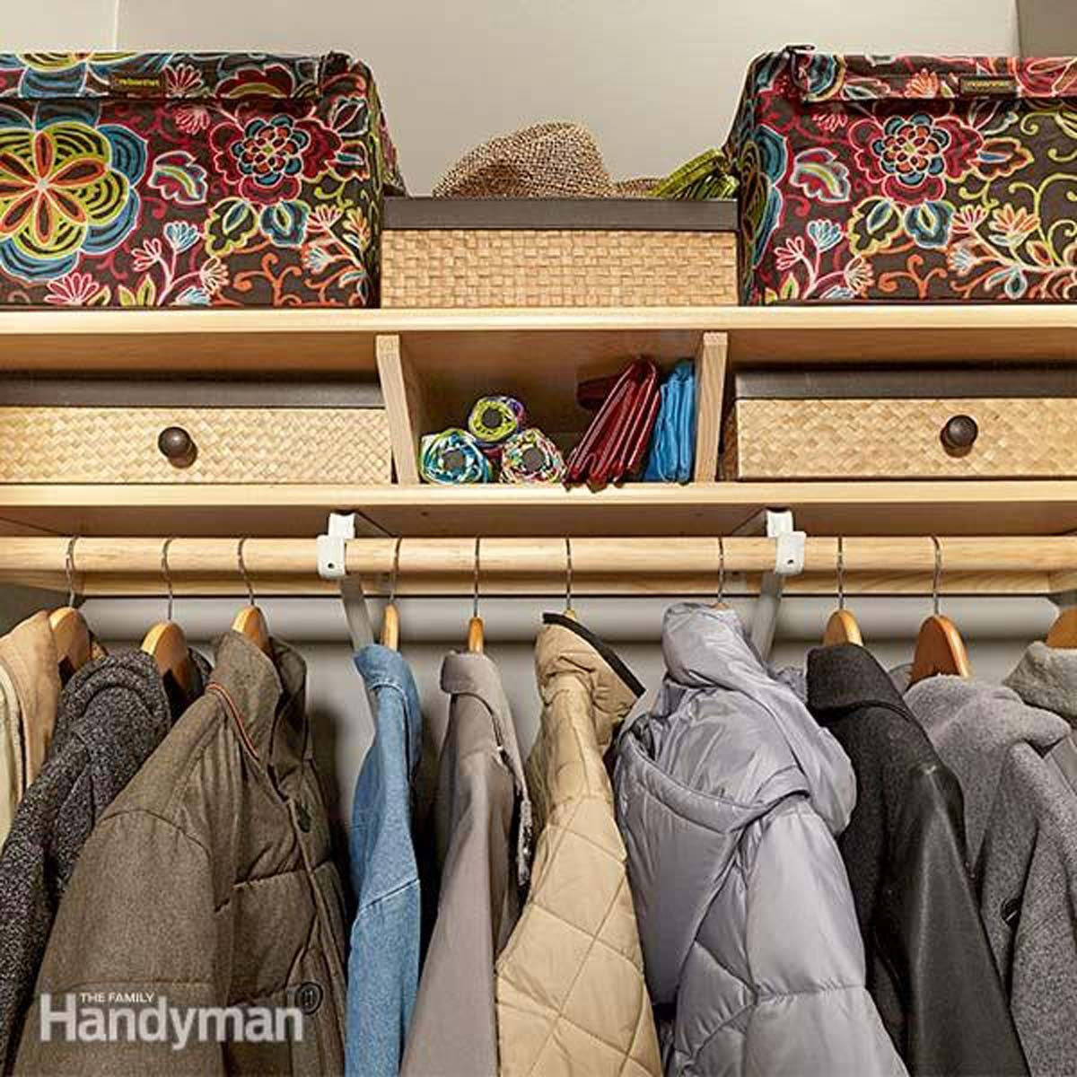 Build Your Own Trunk or Shelves for More Room